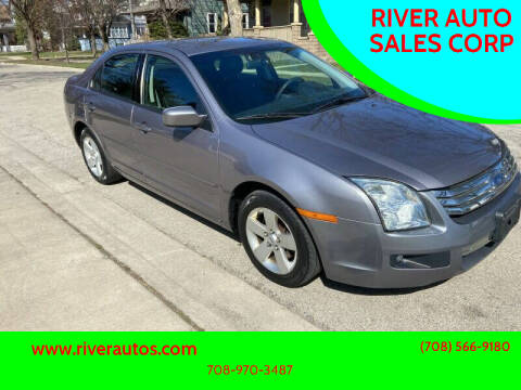 2006 Ford Fusion for sale at RIVER AUTO SALES CORP in Maywood IL