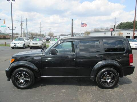 2010 Dodge Nitro for sale at Home Street Auto Sales in Mishawaka IN