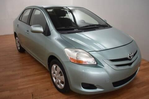 2007 Toyota Yaris for sale at Paris Motors Inc in Grand Rapids MI
