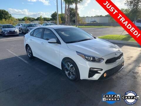 2020 Kia Forte for sale at PHIL SMITH AUTOMOTIVE GROUP - Toyota Kia of Vero Beach in Vero Beach FL