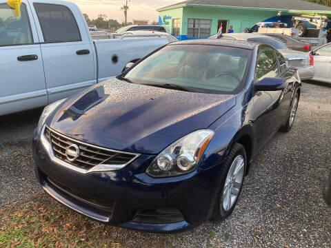 2011 Nissan Altima for sale at Harbor Oaks Auto Sales in Port Orange FL