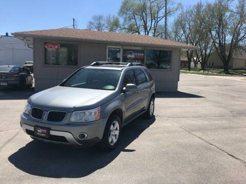 2006 Pontiac Torrent for sale at Big Red Auto Sales in Papillion NE