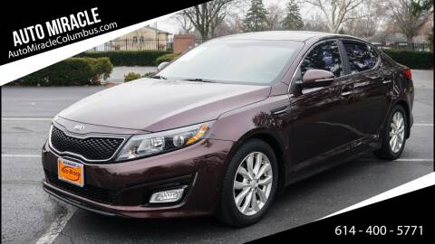 2014 Kia Optima for sale at Auto Miracle in Columbus OH