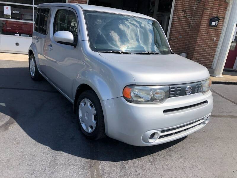 2012 Nissan cube for sale at Hensley Auto Sales in Frankfort KY