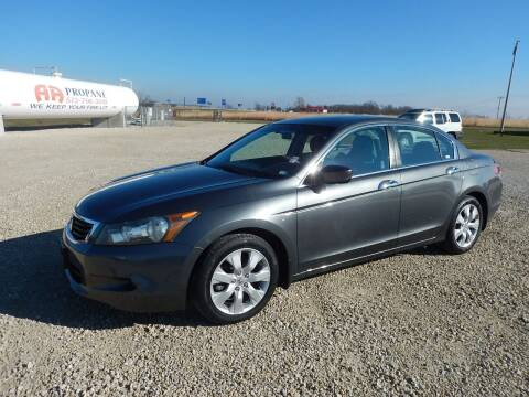 2008 Honda Accord for sale at All Terrain Sales in Eugene MO