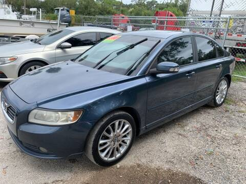 2009 Volvo S40 for sale at EXECUTIVE CAR SALES LLC in North Fort Myers FL