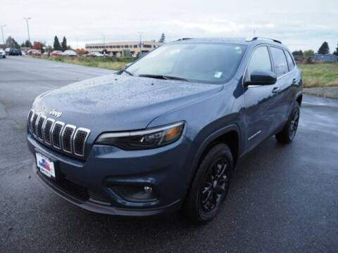 2019 Jeep Cherokee for sale at Karmart in Burlington WA