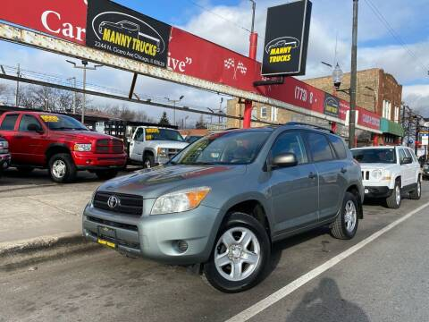 2008 Toyota RAV4 for sale at Manny Trucks in Chicago IL