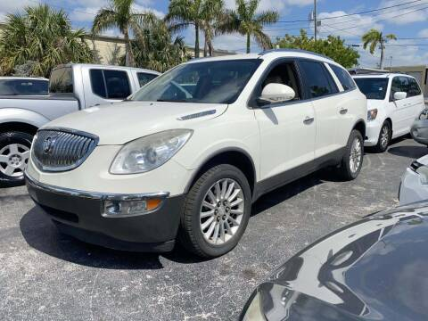 2011 Buick Enclave for sale at Citywide Auto Group LLC in Pompano Beach FL