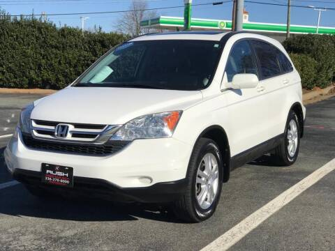 2016 Hyundai Elantra for sale at RUSH AUTO SALES in Burlington NC
