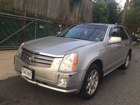 2005 Cadillac SRX for sale at Drive Deleon in Yonkers NY