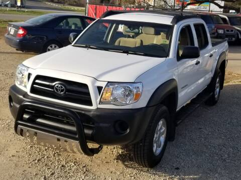 2009 Toyota Tacoma for sale at STX Auto Group in San Antonio TX