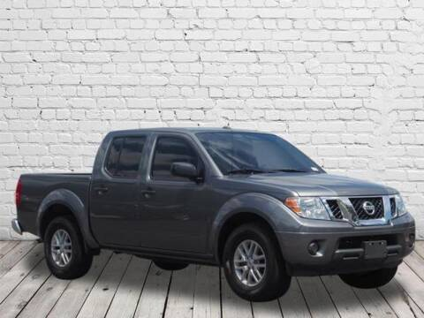 2018 Nissan Frontier for sale at PHIL SMITH AUTOMOTIVE GROUP - Manager's Specials in Lighthouse Point FL