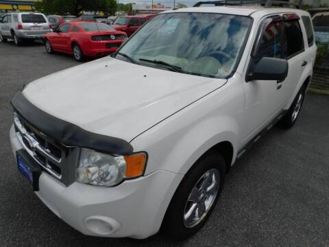 2010 Ford Escape for sale at Mack 1 Motors in Fredericksburg VA