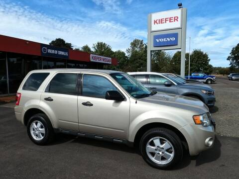 2012 Ford Escape for sale at Kiefer Nissan Budget Lot in Albany OR