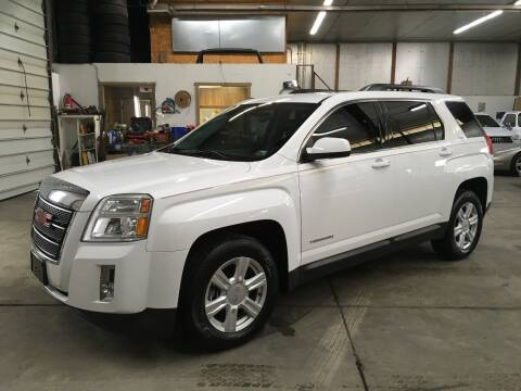 2015 GMC Terrain for sale at T James Motorsports in Gibsonia PA