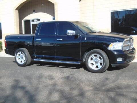 2012 RAM Ram Pickup 1500 for sale at COPPER STATE MOTORSPORTS in Phoenix AZ