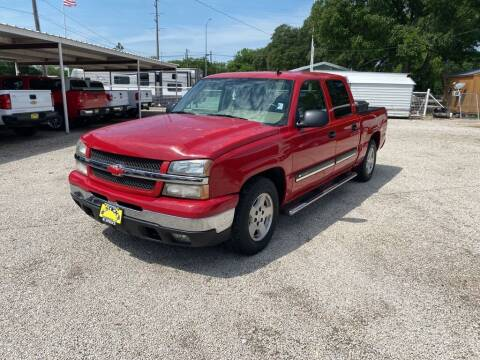 2006 Chevrolet Silverado 1500 for sale at Bostick's Auto & Truck Sales in Brownwood TX