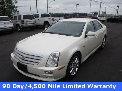 2007 Cadillac STS for sale at FINAL DRIVE AUTO SALES INC in Shippensburg PA