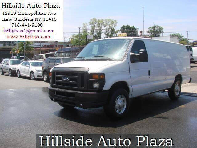 2013 Ford E-Series Cargo for sale at Hillside Auto Plaza in Kew Gardens NY