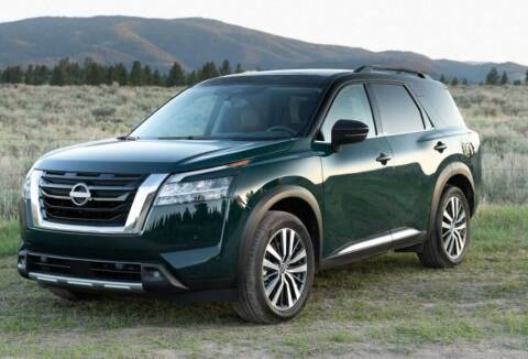 2022 Nissan Pathfinder for sale at Diamante Leasing in Brooklyn NY
