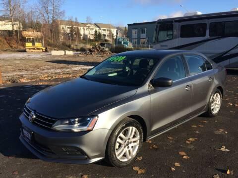 2017 Volkswagen Jetta for sale at Delta Car Connection LLC in Anchorage AK