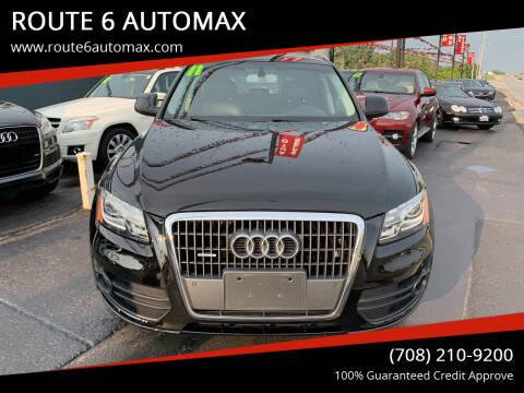 2011 Audi Q5 for sale at ROUTE 6 AUTOMAX in Markham IL