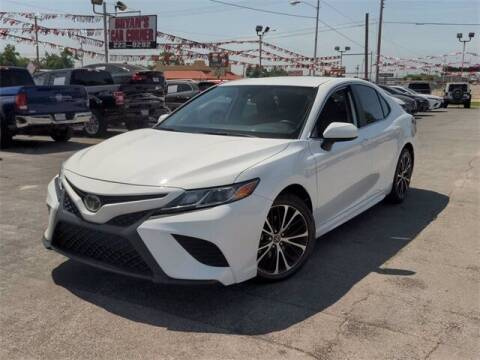 2019 Toyota Camry for sale at Auto Bankruptcy Loans in Chickasha OK