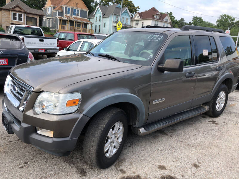 2006 Ford Explorer for sale at Sonny Gerber Auto Sales in Omaha NE