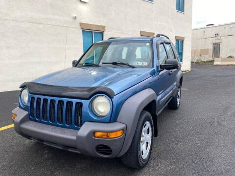 2004 Jeep Liberty for sale at CAR SPOT INC in Philadelphia PA