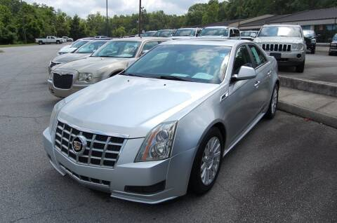 2013 Cadillac CTS for sale at Modern Motors - Thomasville INC in Thomasville NC