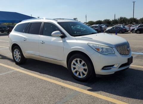 2014 Buick Enclave for sale at KAYALAR MOTORS in Houston TX
