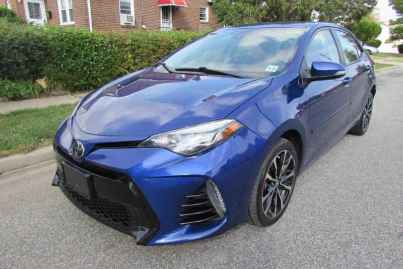 2017 Toyota Corolla for sale at First Choice Automobile in Uniondale NY