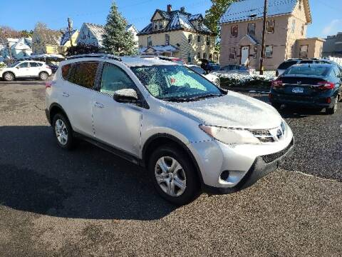 2015 Toyota RAV4 for sale at BETTER BUYS AUTO INC in East Windsor CT