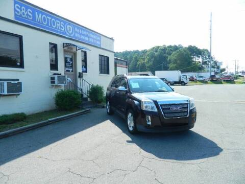 2011 GMC Terrain for sale at S & S Motors in Marietta GA