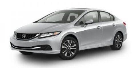 2014 Honda Civic for sale at Strosnider Chevrolet in Hopewell VA