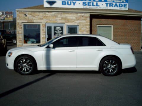 2014 Chrysler 300 for sale at GARY'S AUTO PLAZA in Helena MT
