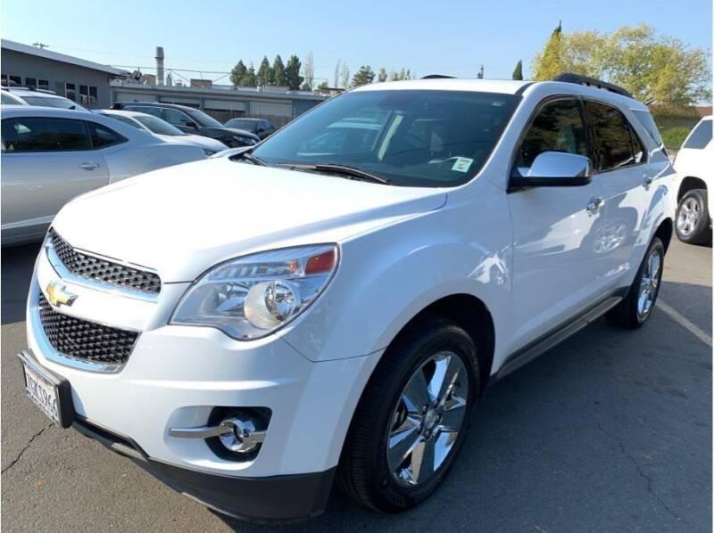 2014 Chevrolet Equinox for sale at AutoDeals in Hayward CA