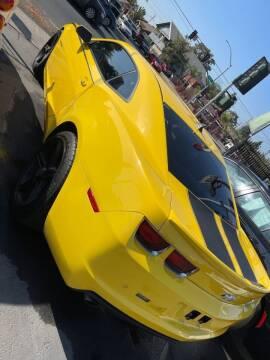 2013 Chevrolet Camaro for sale at Rey's Auto Sales in Stockton CA