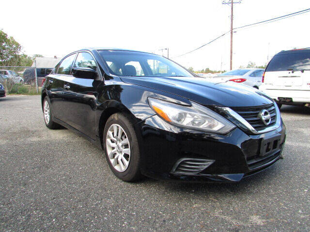 2017 Nissan Altima for sale at Auto Outlet Of Vineland in Vineland NJ