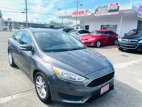 2015 Ford Focus for sale at Dream Motors in Sacramento CA
