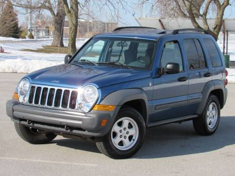 2005 Jeep Liberty for sale at Highland Luxury in Highland IN