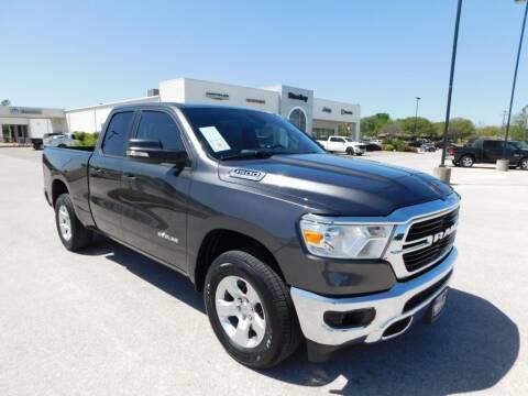 2021 RAM Ram Pickup 1500 for sale at Stanley Chrysler Dodge Jeep Ram Gatesville in Gatesville TX