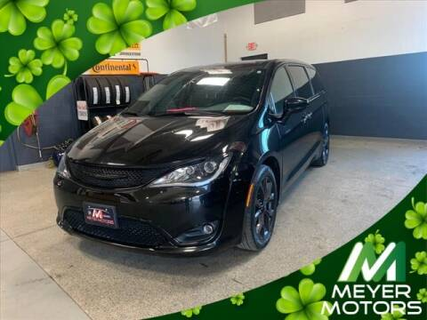 2019 Chrysler Pacifica for sale at Meyer Motors in Plymouth WI