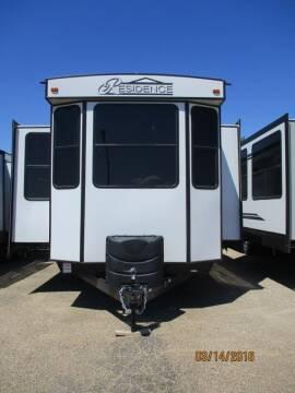 2021 Keystone Residence 401 MKTS for sale at Lakota RV - New Park Trailers in Lakota ND