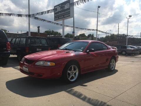 1995 Ford Mustang for sale at Dino Auto Sales in Omaha NE