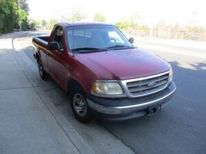 1999 Ford F-150 for sale at Inspec Auto in San Jose CA