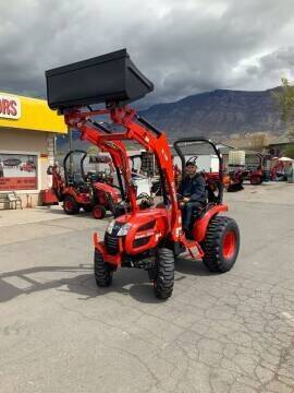 2021 Branson 2610H for sale at Hobby Tractors - New Tractors in Pleasant Grove UT