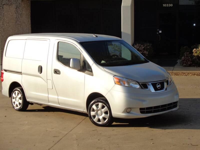 2014 Nissan NV200 for sale at Auto Starlight in Dallas TX
