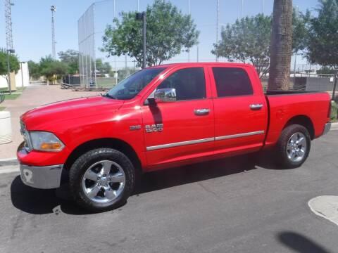 2011 RAM Ram Pickup 1500 for sale at J & E Auto Sales in Phoenix AZ